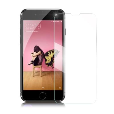 Xmart for iPhone SE2/8/7 薄型 9H 鋼化玻璃保護貼-非滿版