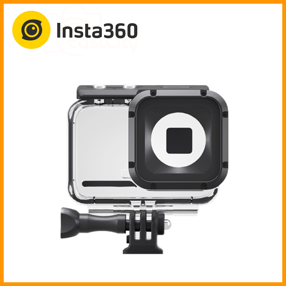 Insta360 ONE R 一吋感光元件潛水殼 (東城代理商公司貨)