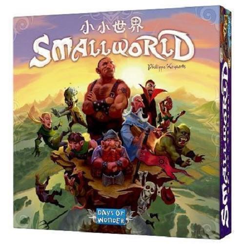 小小世界 Small World 繁體中文版 台北陽光桌遊商城