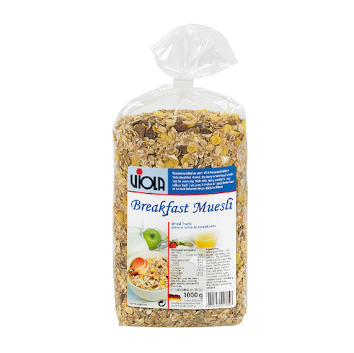 [VIOLA 麥維樂] 德國早餐穀片 (1000g/包)