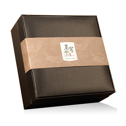 尊爵茶葉禮盒(阿里山烏龍茶x2)