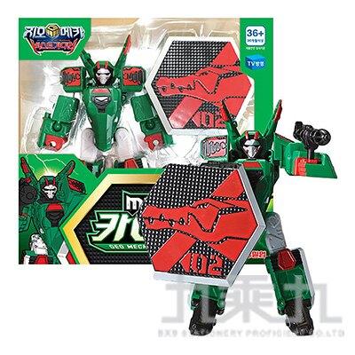 機甲超獸王 GM MINI 綠鱷王 YT16008