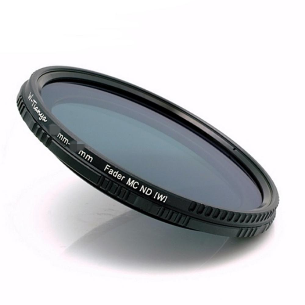 Tianya天涯防刮防污多層鍍膜Vari可調式ND2-400減光鏡72mm濾鏡Fader全黑色CPL偏光鏡中灰鏡