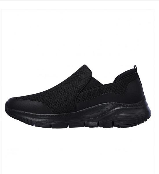 SKECHERS系列-Arch Fit Banlin男款輕量運動休閒鞋-NO.232043BBK