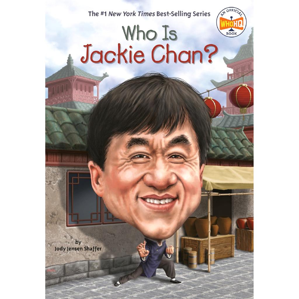 Who Is Jackie Chan?【三民網路書店】[75折]