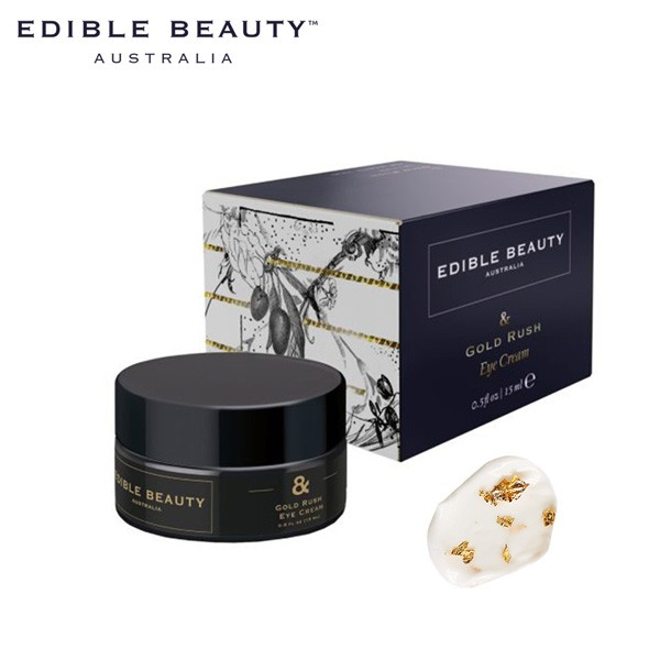 EDIBLE BEAUTY 黃金奢華眼霜 15ml - WBK SHOP