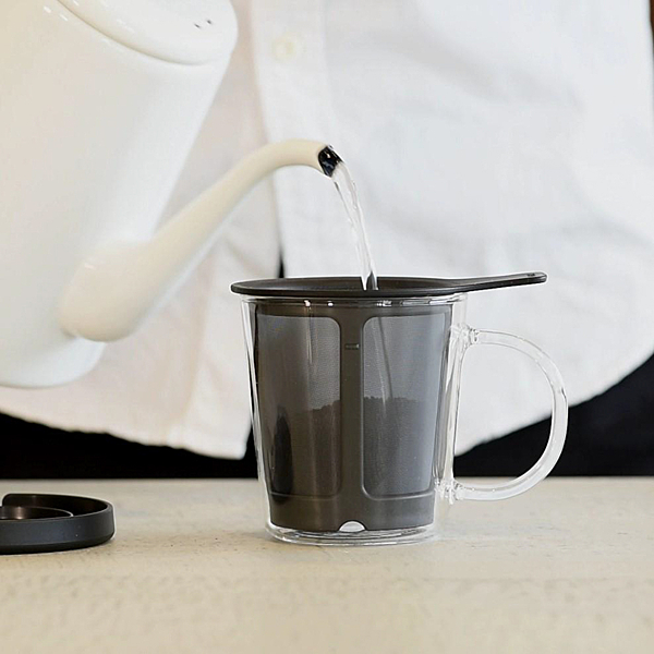 *HARIO V60免濾紙咖啡沖煮杯-生活工場