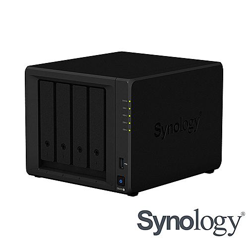 Synology 群暉科技 DS420+ Plus 4Bay 四層 網路儲存伺服器 (雙核J4025/2GB)