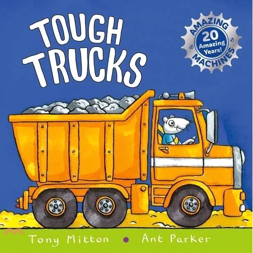 Amazing Machines: Tough Trucks【三民網路書店】[79折]