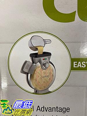 [9現貨雙11促銷6折價] Cuisinart 直立式鬆餅機 Vertical VWM-200PC1 Belgium Waffle Maker A3520766 u3