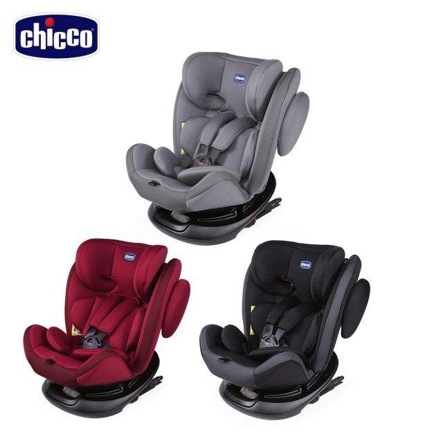 【chicco】Unico 0123 Isofit安全汽座-3色現貨【六甲媽咪】