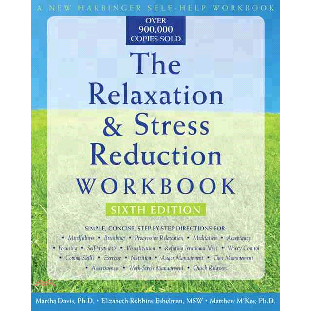 The Relaxation & Stress Reduction Workbook【三民網路書店】