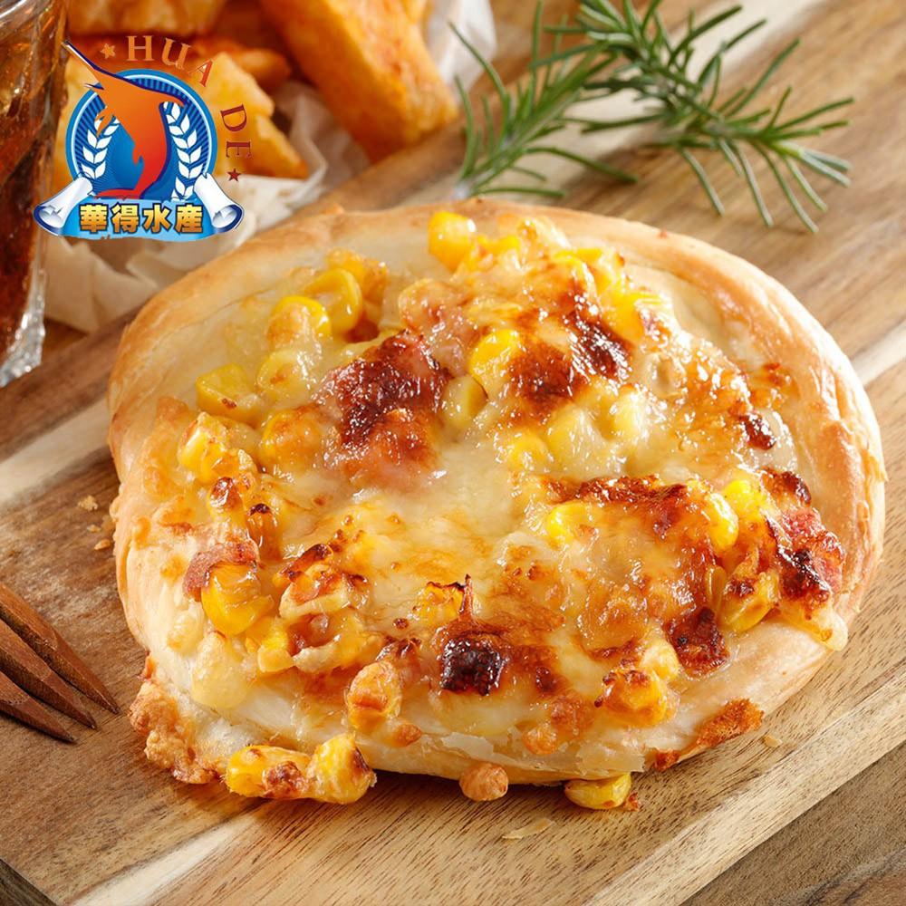 《東港華得》5.5吋純手工餅皮披薩(1片/包,共5包)【蝦皮團購】