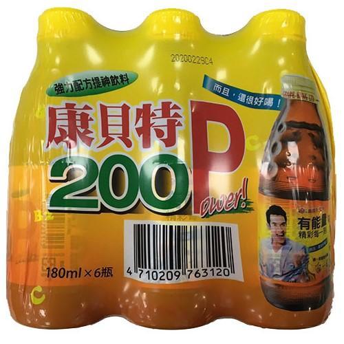 葡萄王康貝特200P180ml*6入【愛買】