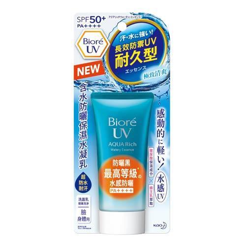 蜜妮Biore含水防曬保濕水凝乳50g(SPF50+/PA+++)【愛買】