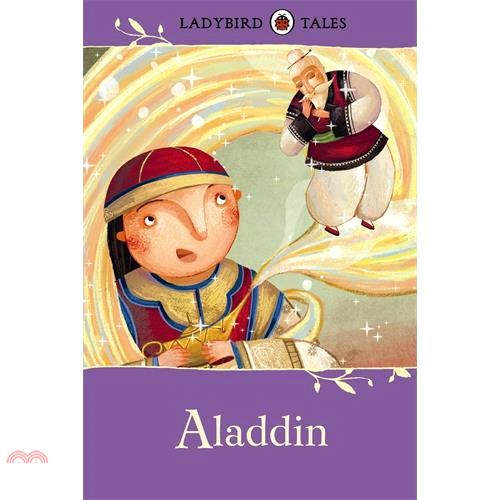 Ladybird Tales: Aladdin【三民網路書店】(精裝)[5折]