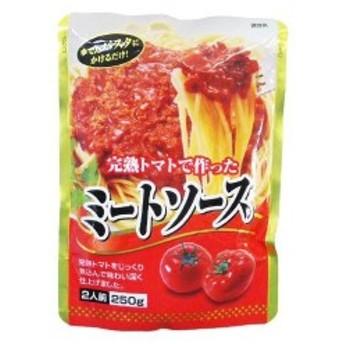 パスタソース スパゲティ  わけあり食品 レトルト ミートソース 2人前250g