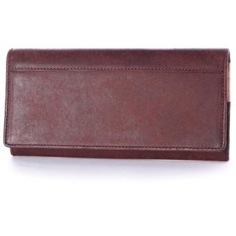ノーティアム NAUGHTIAM NAUGHTIAM(ノーティアム)オリジナル プエブロレザー 長財布 (ダークブラウン)
