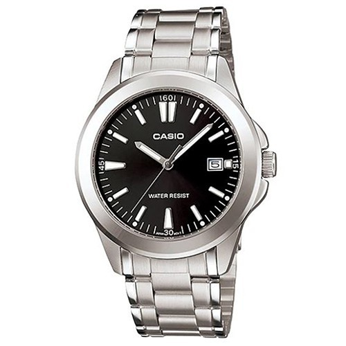 CASIO 卡西歐 都會新風格指針錶 MTP-1215A-1A2
