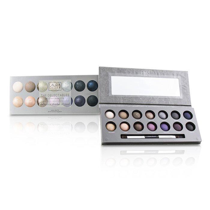 LAURA GELLER - 14色眼影盤The Delectables Eye Shadow Palette