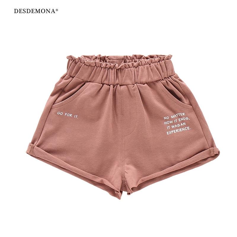 小女孩夏季短褲2020新款洋氣1-3歲女寶寶熱褲寶寶夏裝5女童褲子潮