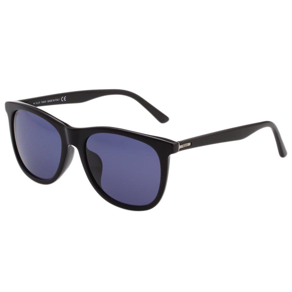 TOD'S帥氣百搭款太陽眼鏡 黑色 TO178F