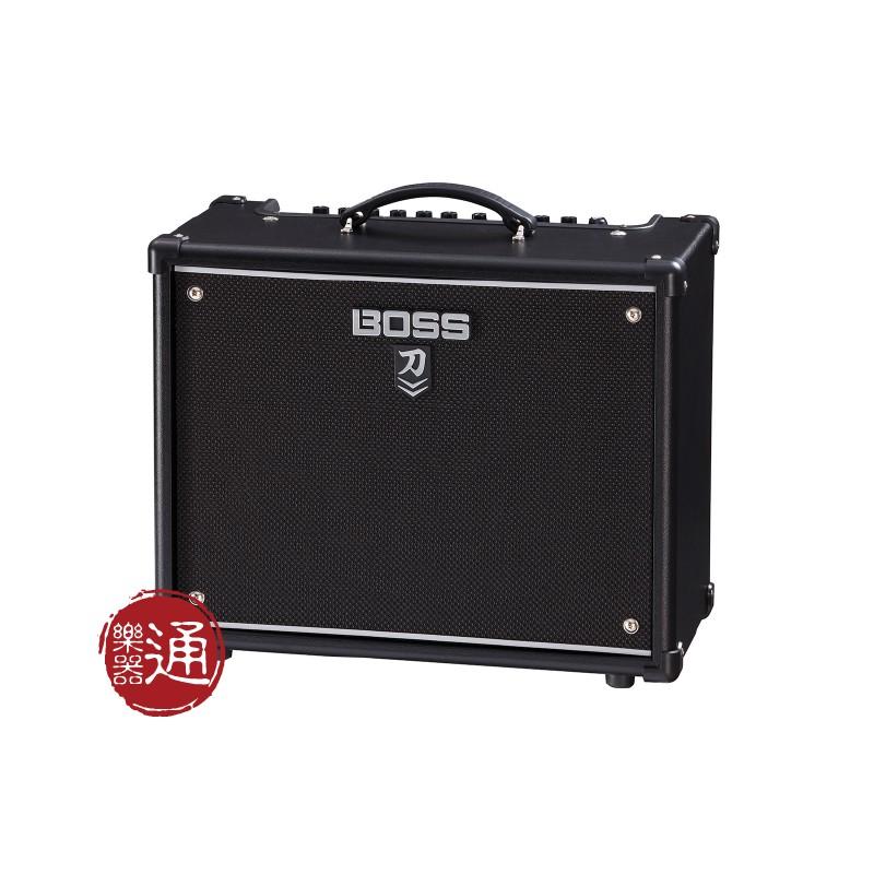 BOSS/KATANA-50MkII 50W吉他音箱(電木吉他也適用)【樂器通】