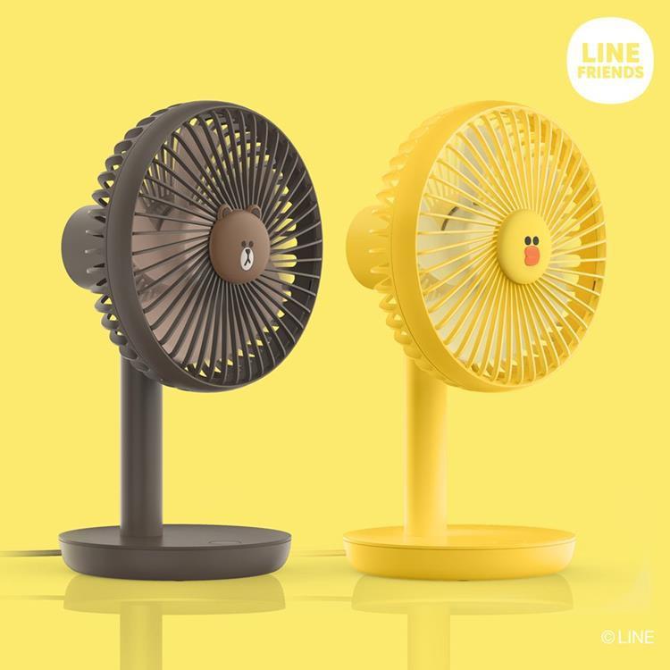 N9 FAN MINI 熊大/莎莉 USB桌上型風扇/迷你電風/桌上型風扇/露營電風/ LINE 明星
