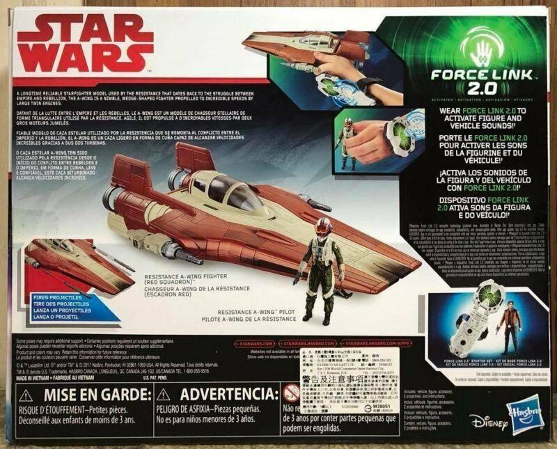 ☆勳寶玩具舖【現貨】星際大戰 Star Wars 3.75吋比例 A-WING 交通工具玩具