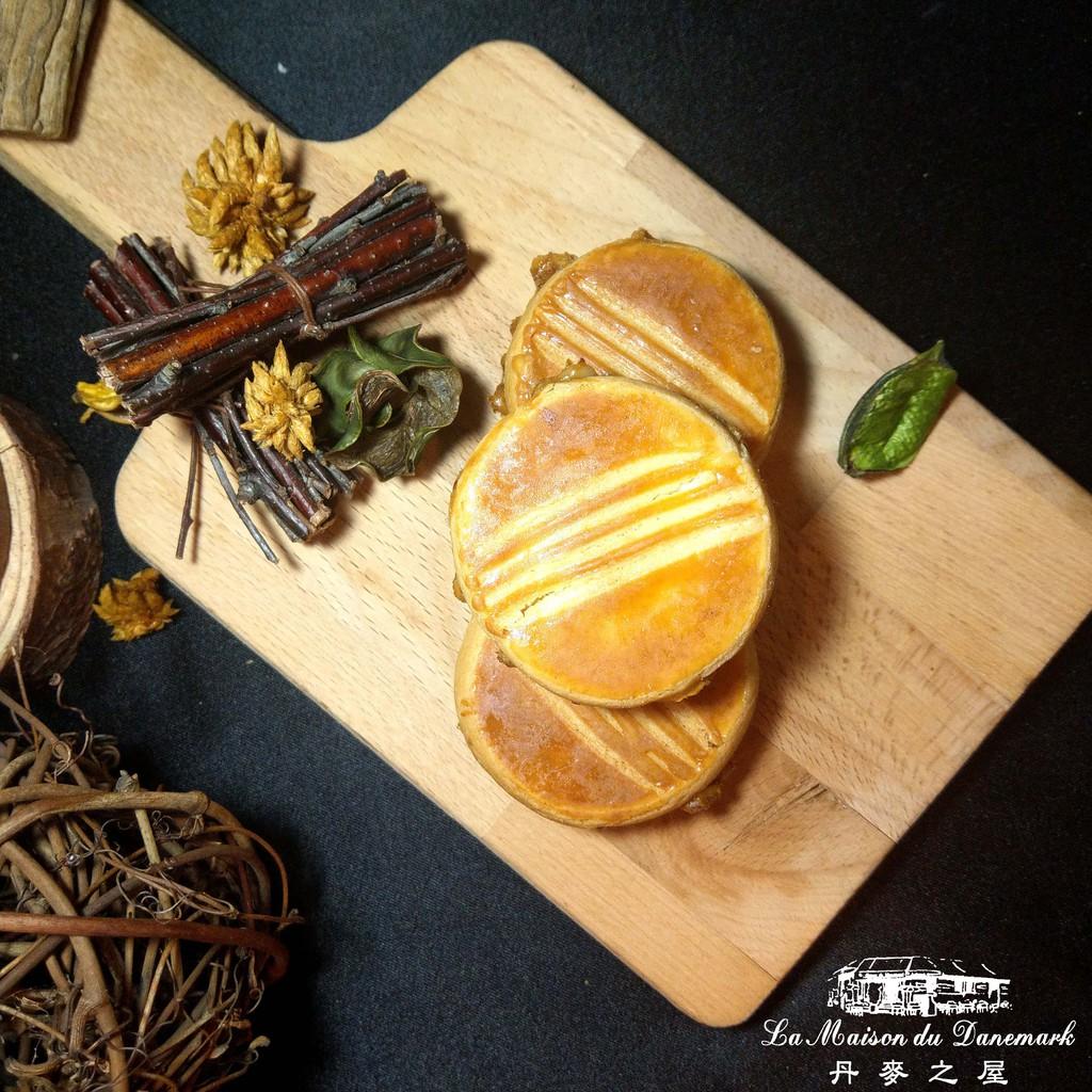 丹麥之屋 - 手工餅乾蜜蕾核桃禮盒