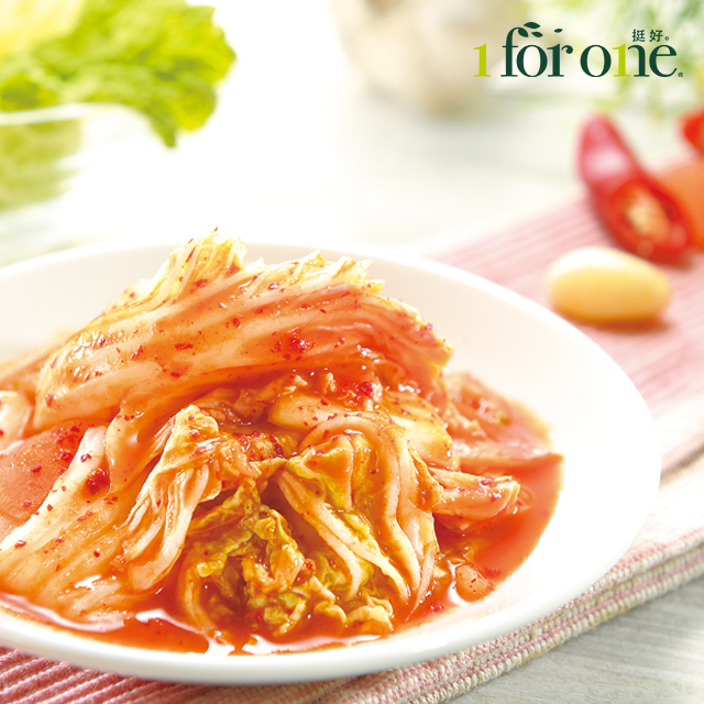 【1 for one 挺好】 新鮮蔬果,果味泡菜