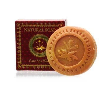 【泰國 興太太 Madame Heng】檀香草本白皙彈性平衡SPA香皂 150g