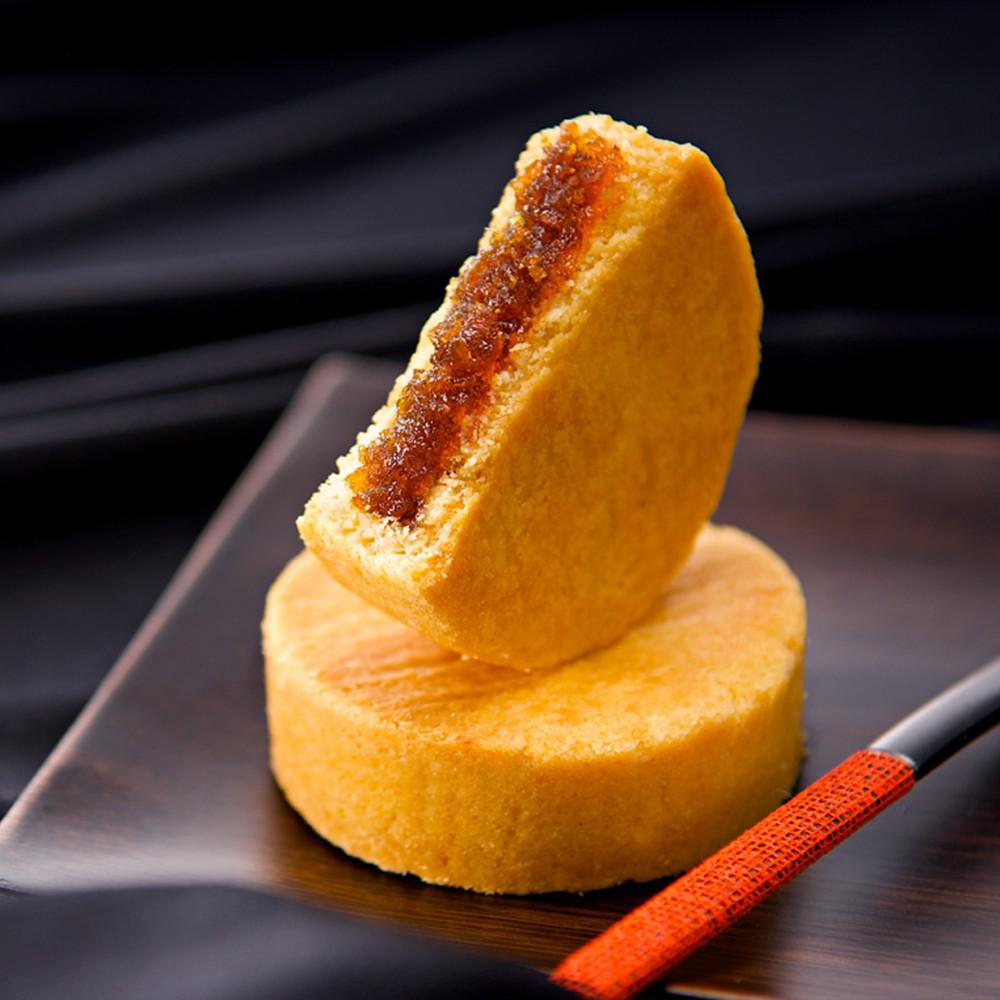 手工酥餅-8入書本禮盒裝(熟成土鳳梨酥、烏龍梅果酥、桂圓核桃酥)