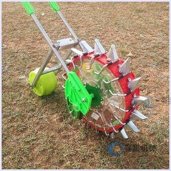 播種機 多功能播種器荷蘭豆高粱谷子芝麻白菜藥材播種機蘿卜點播機施肥器 萬事屋  聖誕節禮物