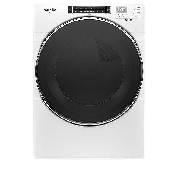 結帳再折最低價 Whirlpool 惠而浦 8TWED5620HW 15公斤 電力型滾筒乾衣機 含標準安裝