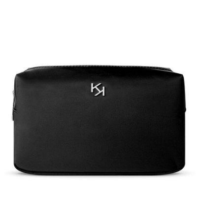 越簡單越喜歡 ??義大利好貨 KIKO 超大容量 化妝包 盥洗包 手拿包 萬用置物整理包 旅行收納包(KBH13)