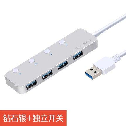 USB擴展器 usb分線器一拖四筆記本電腦多介面高速擴展轉換器3.0集線器帶hub『TZ2091』