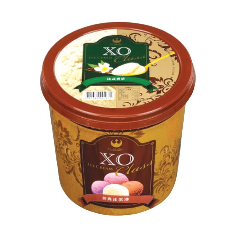 XO Class冰淇淋法式香草-500g
