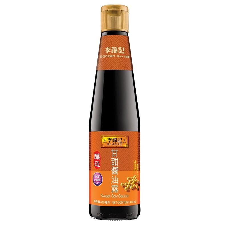 李錦記甘甜滷醬油 410ml