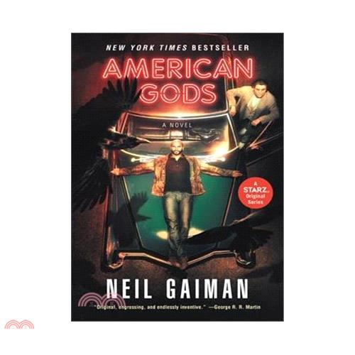 American Gods【三民網路書店】[9折]