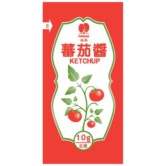 蕃茄醬 10g(250包)