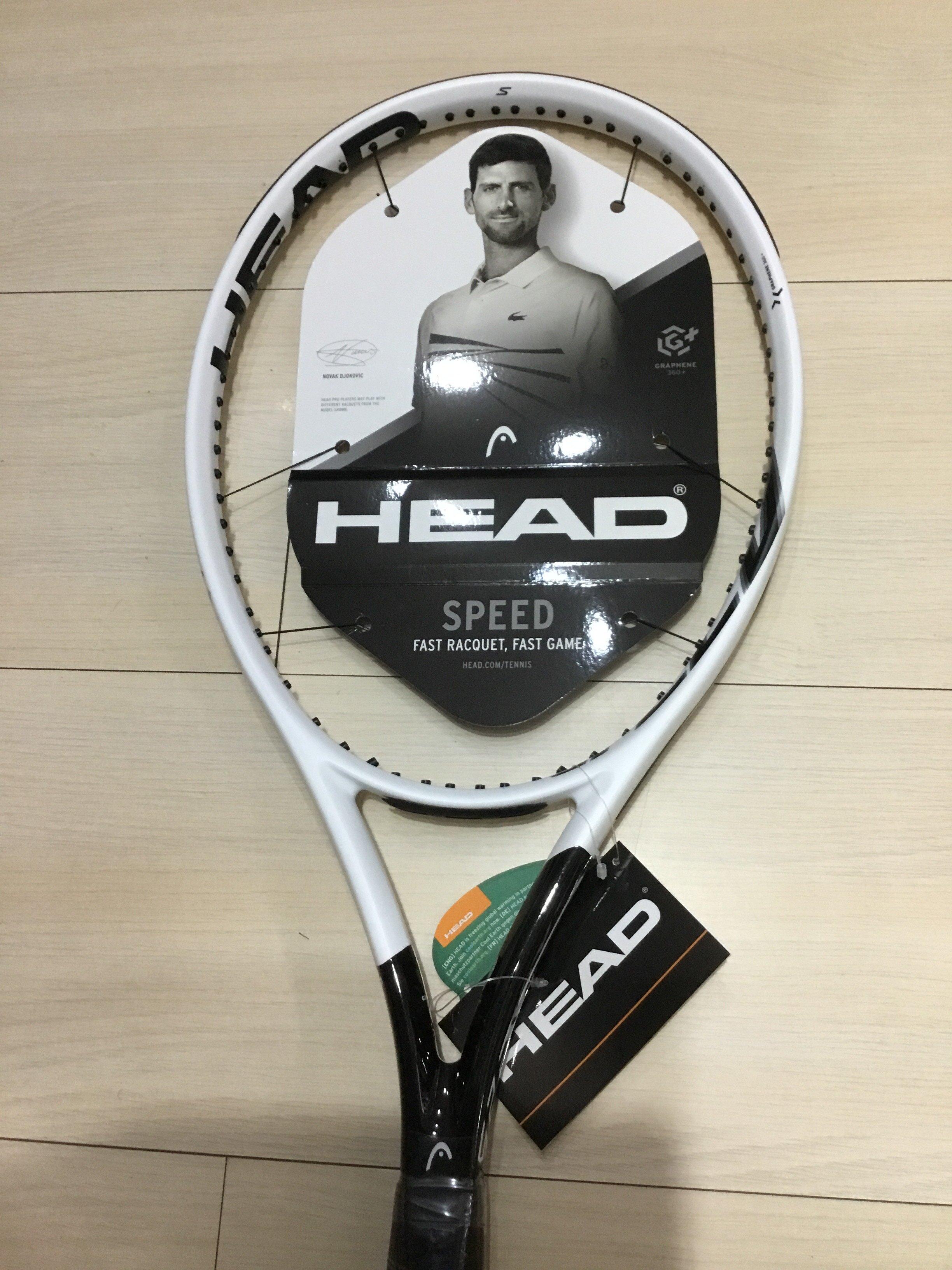 2020 Head Speed S Graphene 360+ 專業網球拍
