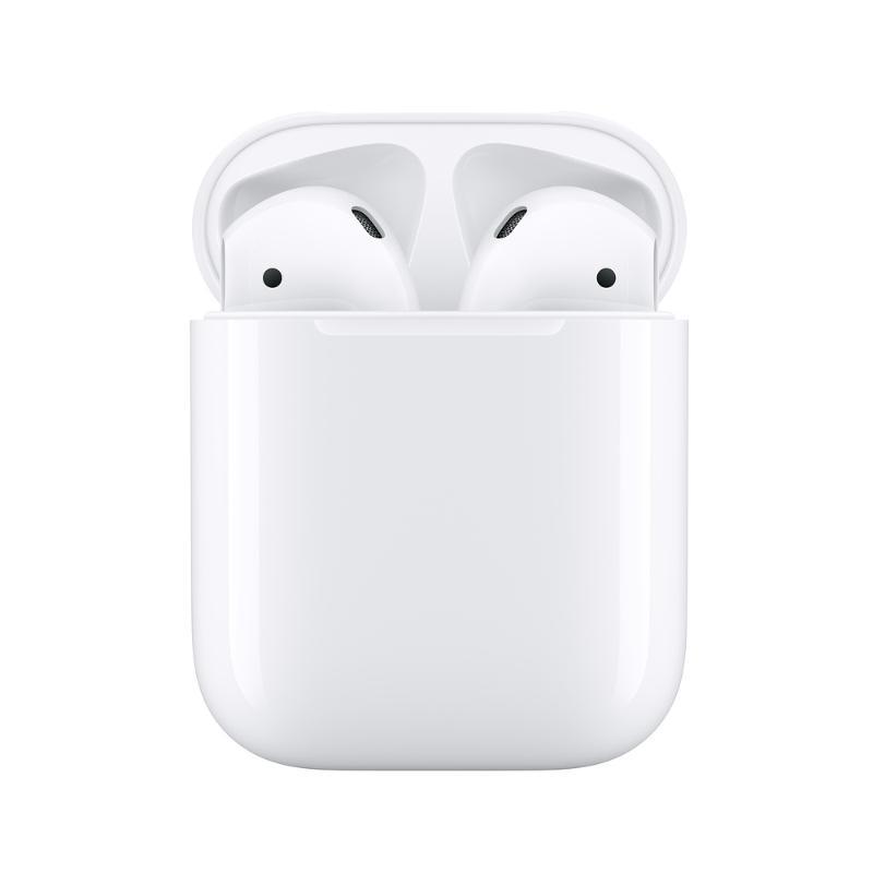 AirPods 搭配充電盒 2019-不支援無線充電