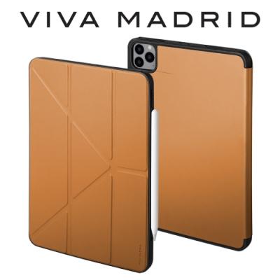 VIVA MADRID iPad Pro 11吋 Nappa 皮革保護套-棕色