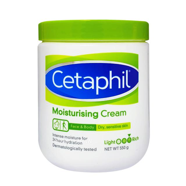 Cetaphil舒特膚 溫和乳霜550g