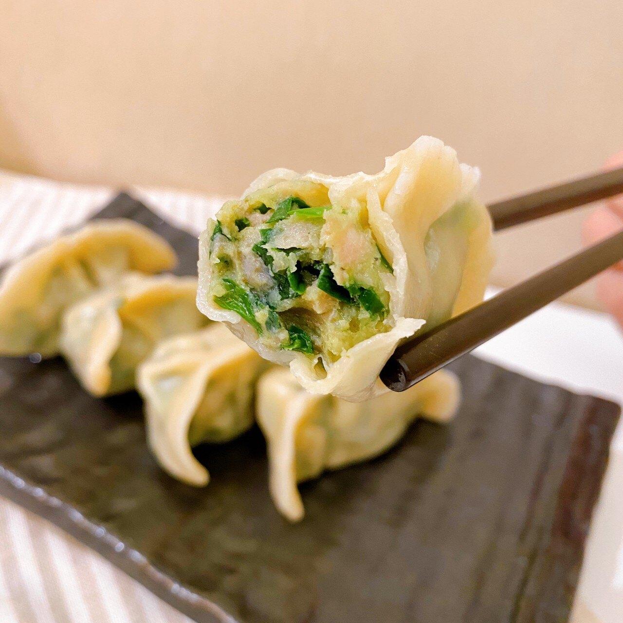 韭菜水餃 小30顆