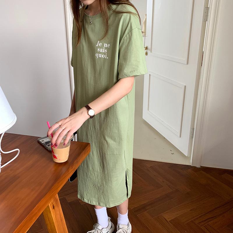【missy shop】直接套真方便連身裙-L81908