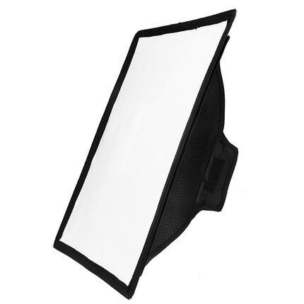 折疊柔光罩 神牛 20*30cm機頂閃光燈便攜折疊柔光箱攝影燈柔光罩安裝方便『SS2734』