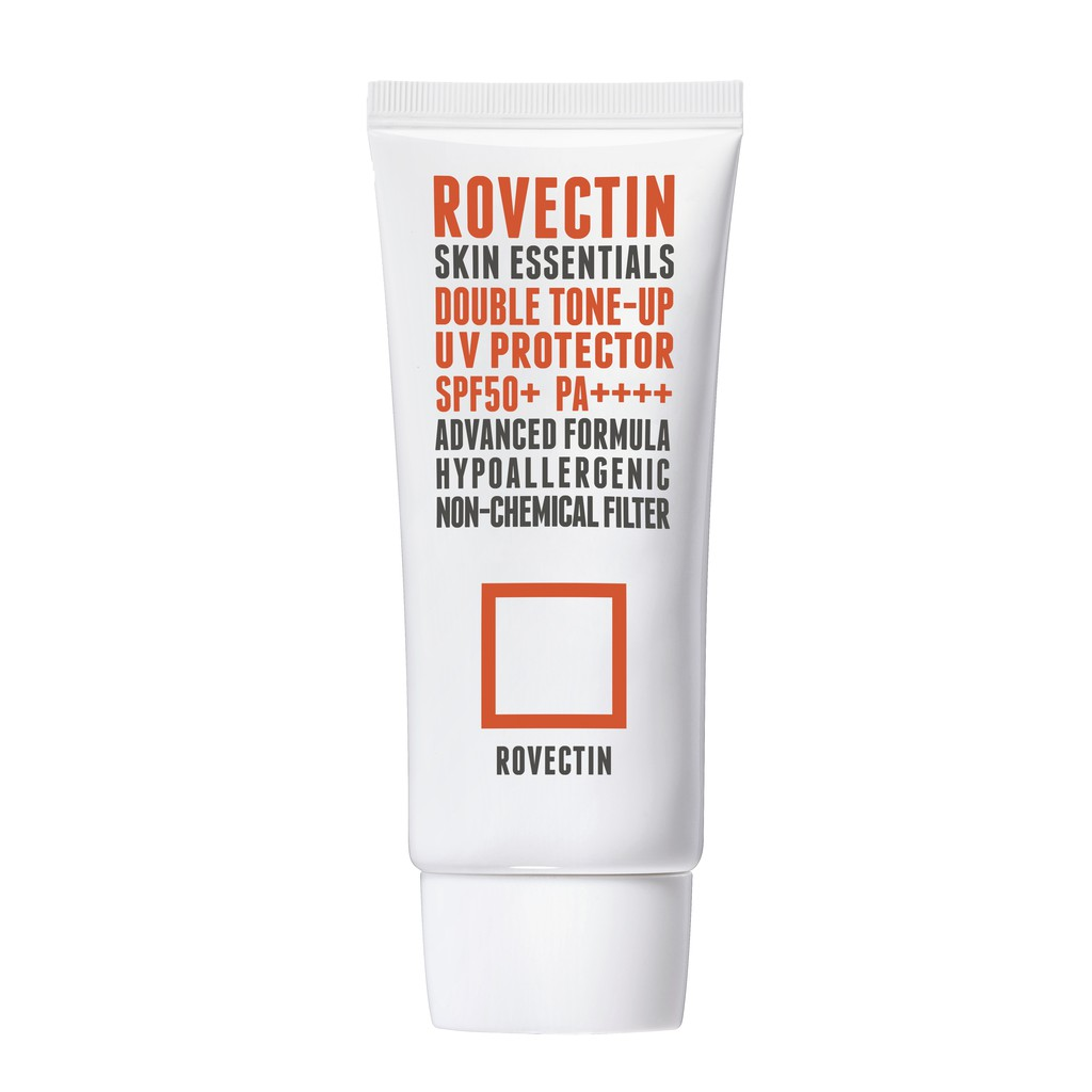 [Rovectin] 雙色提亮防曬霜 SPF50+ PA++++ (50ml)