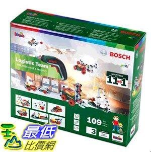[COSCO代購] W126217 Bosch Mini 組裝工程車